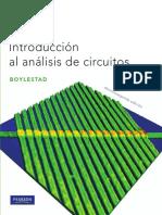 Introduccion Al Analisis de Circuitos Boylestad 12 edicion pdf