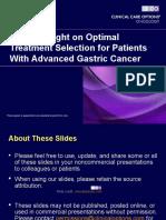 CCO Gastric Cancer LL Slides