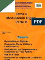 Tema 5b Modulacion Digital