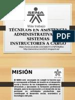 1- Induccion Sena Diciembre 2015