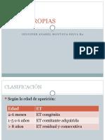 Endotropias