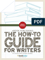 The How-To Publishing Guide for Writers