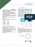 ERIKS SealingElements Technical Handbook  Oring Standards