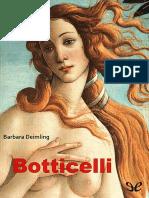 Deimling, Barbara - Botticelli