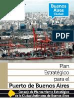 Plan Estratégico Para El Puerto de Buenos Aires