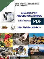 Analisis Por Absorcion Atomica UNI