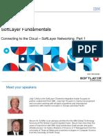 Softlayer Networking Fundaments -2