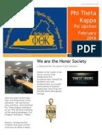 ptk february newsletter