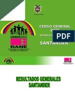 Censo de Santander 2005