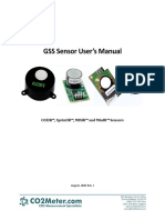 Manual GSS Sensors