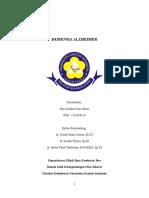Referat Demensia Alzheimer - Rhys