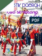 Statistik Daerah Kota Semarang 2015
