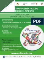 TOEFL Jun 15