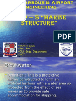 Chapter - 5. Marine Structure