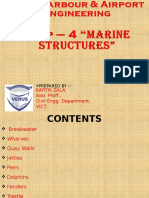 Chapter - 4. Marine Structure