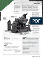 40k Defence Laser Datasheet