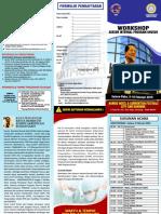 Brosur Pelatihan Asesor Internal Bndung