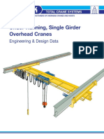 Under Running Single Girder