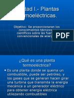 1.1 Plantas Termoelectricas de Vapor