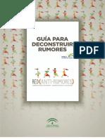 Guia Para Deconstruir Rumores