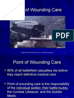 C191W1TC CMAST - Point of Wounding Care