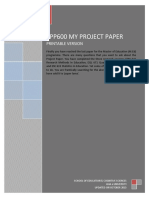 EPP600 My Project Paper V2