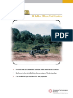 Fh2000 155mm 52 Calibre Field Howitzer