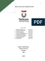 Mobile Cellular Communication (Makalah)