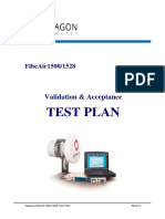 General FibeAir1500,1528 v&a Test Plan (Rev2.0)