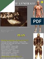 Introduction à l'Anatomie Générale