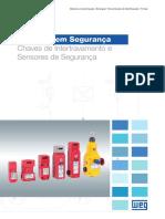 WEG Chaves e Sensores de Seguranca 50044002 Catalogo Portugues Br