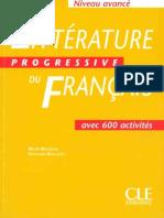 252767137 Litterature Progressive Avance 2005
