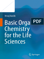 Hrvoj Vanؤچik (Auth.)-Basic Organic Chemistry for the Life Sciences-Springer International Publishing (2014)