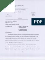 Desicion and Order 2 10 2010