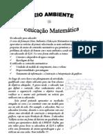 Meio Ambiente e Educação Matemática