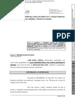 IMPUGNACAO a CONTESTACAO JEC Ilegtimidade Pass Dano Material e Danos Morais Jose Sckio x Decolar 20abr2012