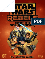 Star Wars D6 Rebels Sourcebook