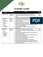 Risk Assess Plastering 2006 Tcm17 26368
