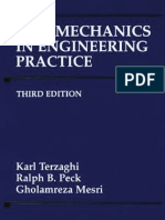 Soil Mechanics in Engineering Practice 3rd Ed,Karl Terzaghi Ralph B. Peck, Gholamreza Mesri