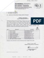 Se Kacab No. Fe04.Se.08.2007-Informasi Komunikasi
