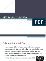 jfk and the cold war notes  1