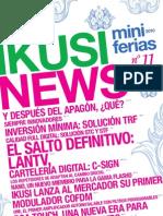 Ikusi News Mini Ferias 2010 Boletín-11