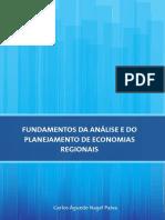 Fundamentos aa Análise e do Planejamento de Economias Regionais