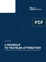 A Roadmap to Traveler Attribution Whitepaper