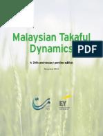 Malaysian Takaful Dynamics
