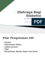 Olahraga Bagi Diabetisi