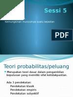 probabilika dan statistika