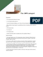 Pão 100 Integral.pdf