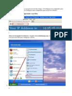 Configurar VPN No windows XP