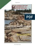 geologia estrutural ufpa